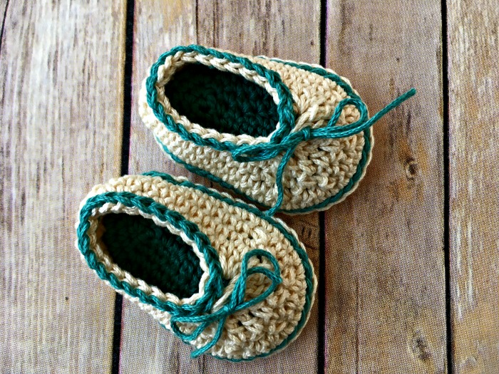 Lovely Baby Booties Free Pattern Craftlove